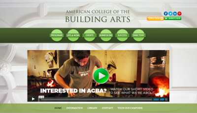 American College of the Building Arts